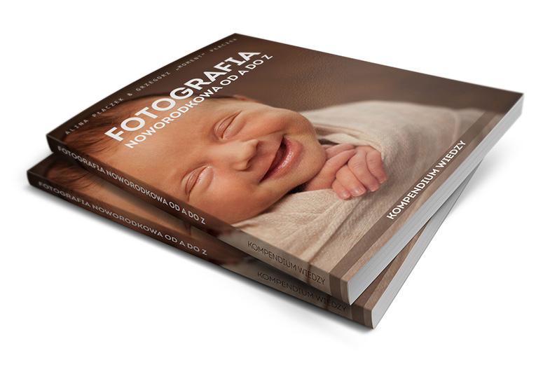 ksiazka dla fotografow noworodkowych