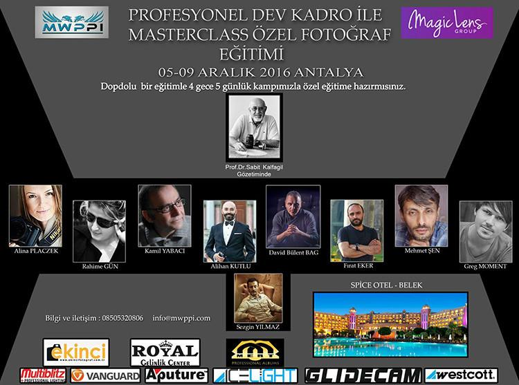 Warsztaty fotograficzne w Turcji